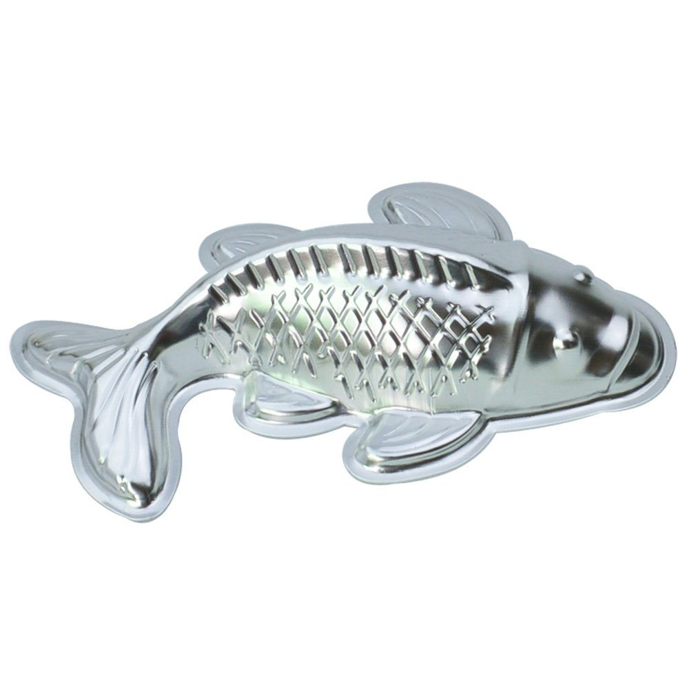 10-inch Non-stick Animal Fish Cake Baking Pan Aluminum Pans Mold