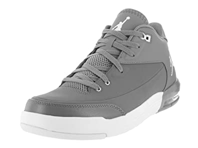 Jordan Men's Flight Origin 3 Cool Grey/White-Black (11.5 D(M