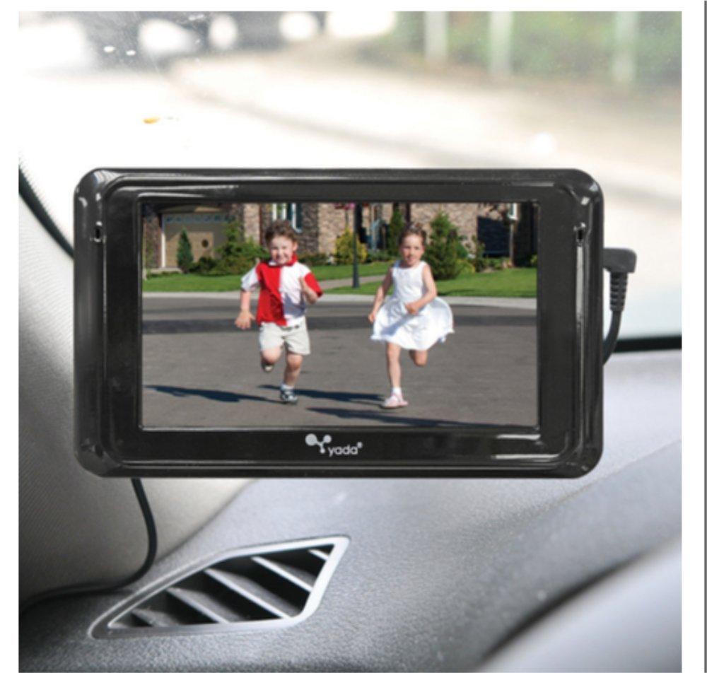 Yada Wireless Backup Camera With 5 Dash Monitor Car Hot Rod Wiring Harness Waterproof Electronics