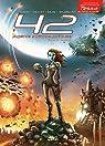 42 Agents Intergalactiques, Tome 3 : Shaÿn par Rouvin