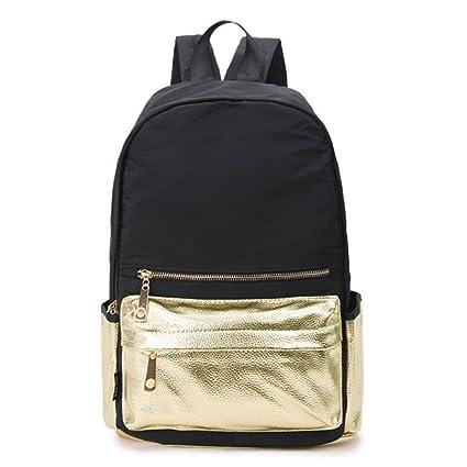 31da08f302 Women Girls Fashion Shining Sequin School Backpack Shoulder Bag Laptop  Backpack