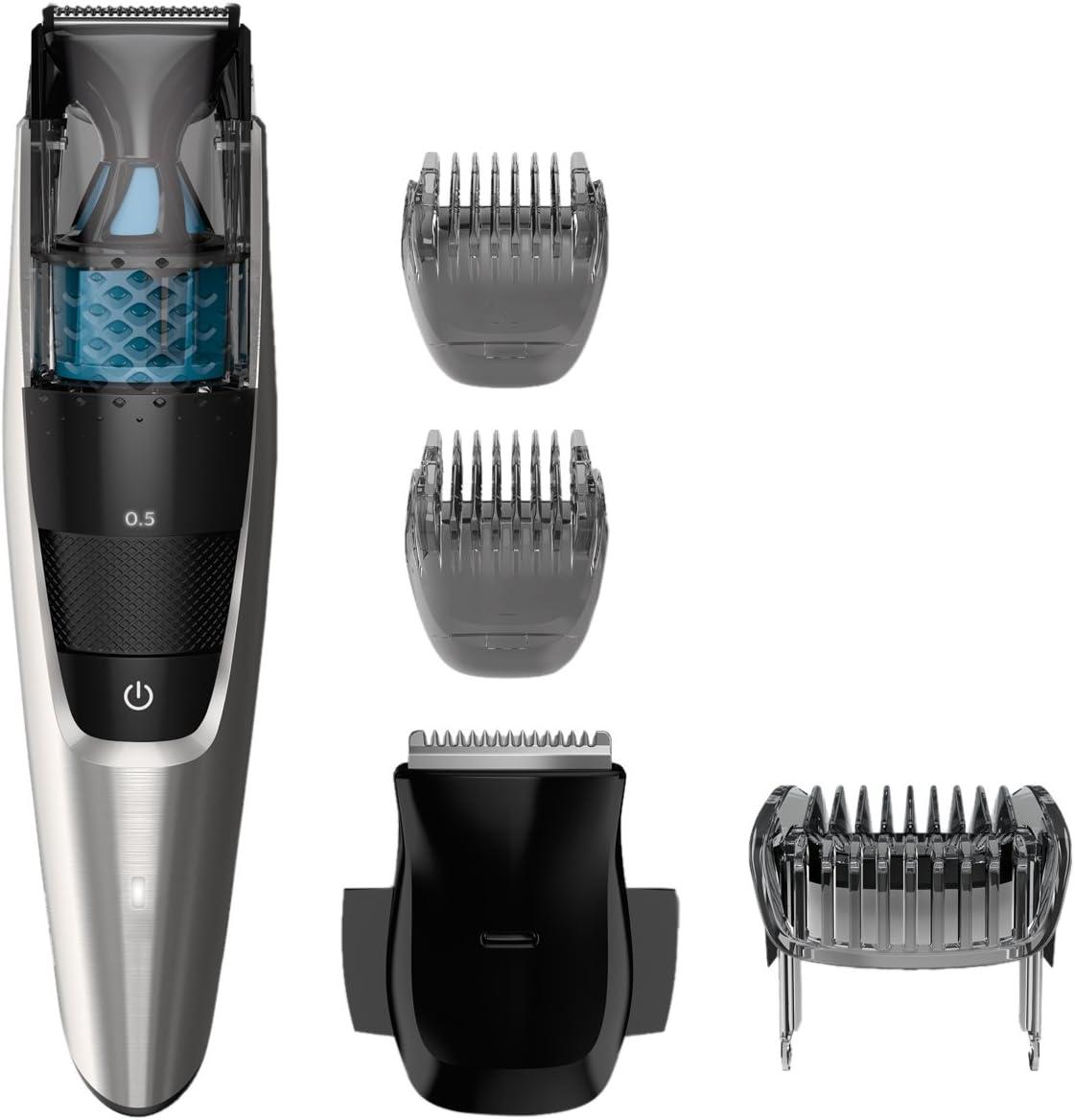Philips Norelco Vacuum Beard Trimmer Series 7200, BT7215/49