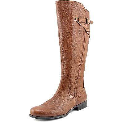 Womens Boots Naturalizer Jaycee Wide Calf Banana Bread