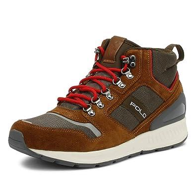 Uk Sneakers Braun Lauren 100 Mid Polo Herren 11Amazon Ralph Train OZkuPXi