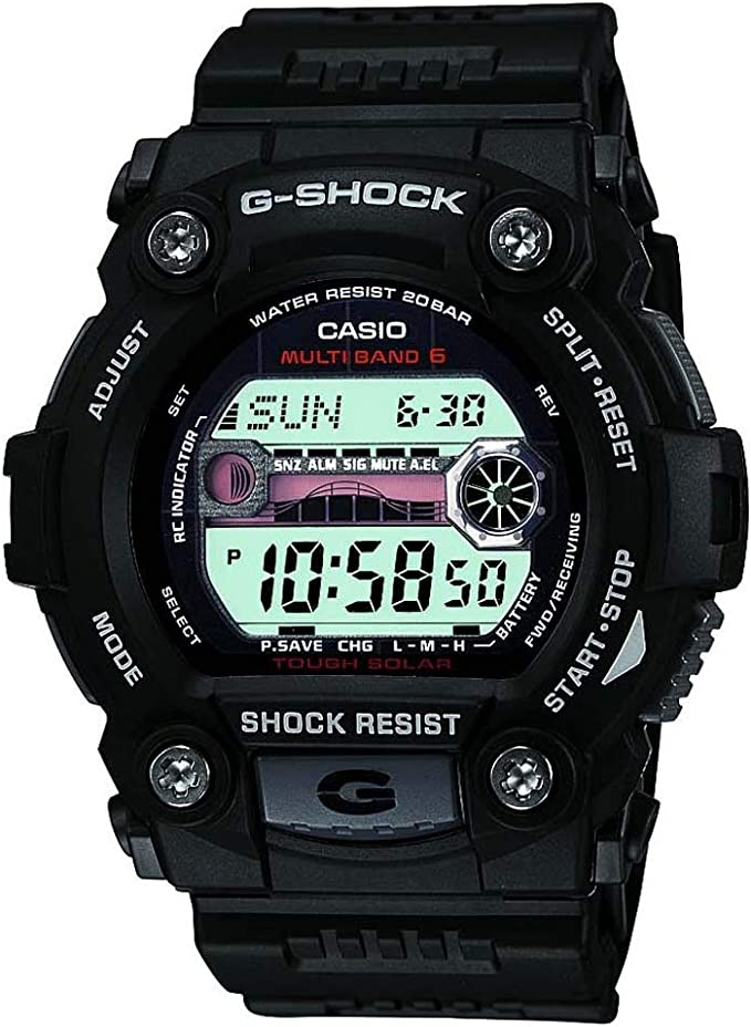 Problème G SHOCK Solution & Assistance G Shock CASIO