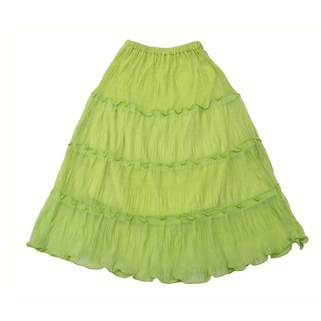 Romano Girls Green Skirt
