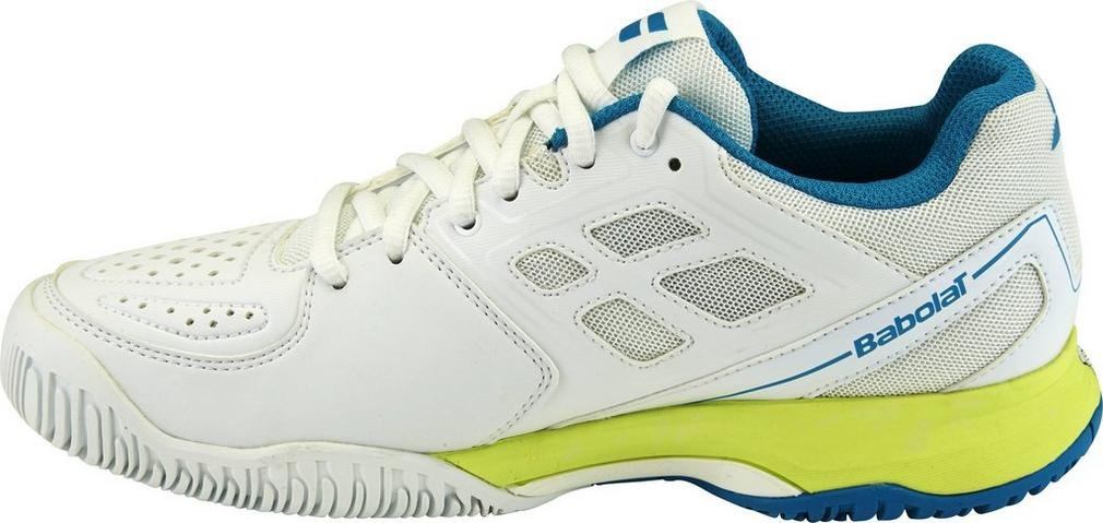 Babolat Damen Tennisschuh Court Pulsion All Court Tennisschuh W Weissblau f05bf3