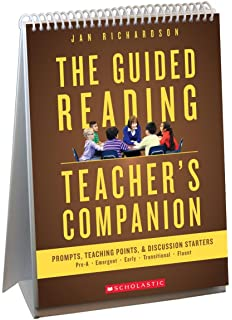 The next step in guided reading focused assessments and targeted the guided reading teachers companion prompts discussion starters teaching points fandeluxe Images