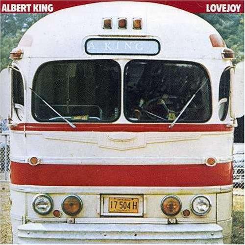 CD : Albert King - Lovejoy (CD)