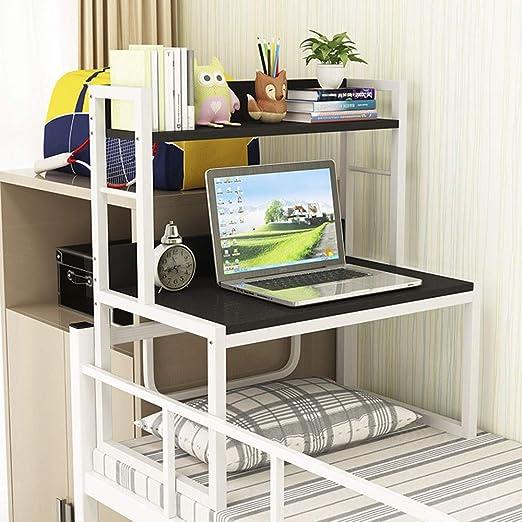 Mesa para Ordenador portátil, Escritorio para Cama, Gran Espacio ...