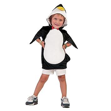 Kostumplanet Pinguin Kostum Kinder Jungen Und Madchen Mit Schnabel