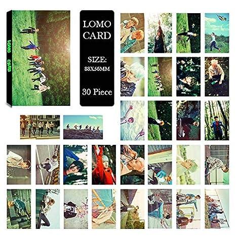 Laliva Youpop Bts 2019 Summer Package Album Lomo Cards K Pop New