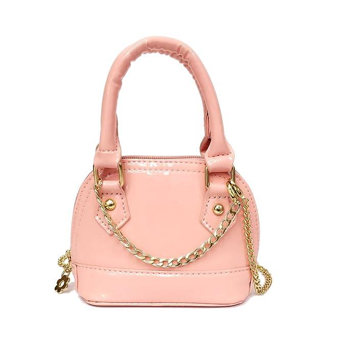 Elesa Miracle Kids Little Girl Handbag Cross Body Bag Girl Top Handle  Handbags Gift for Girls 4e198cff4c