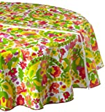 Vera Flower Carpet 70-Inch Umbrella Round, Multi