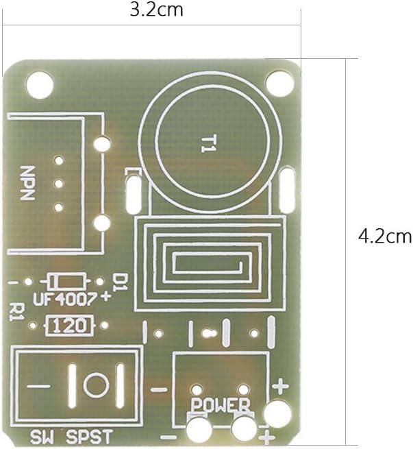 Rtengtunn Herramienta de Lente de Cilindro Cruzado /óptico Redondo Instrumentos /ópticos Dioptr/ías de Lente oft/álmica Accesorios de optometr/ía 0.25//0.50-1