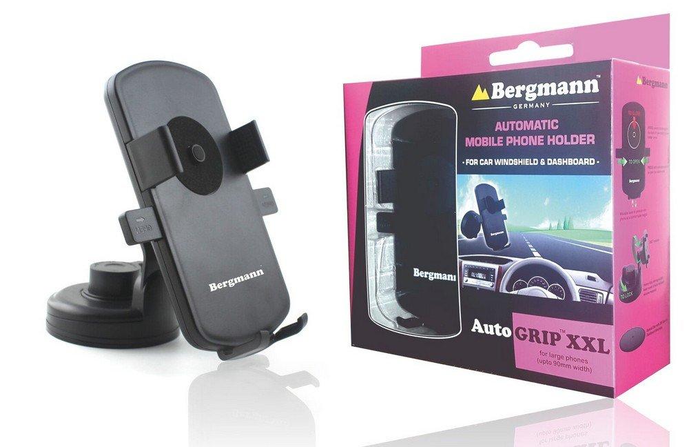Bergmann AutoGRIP XXL Car Mobile Holder: Amazon.in: Car & Motorbike