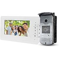 LIBO Smart Home 7inch Color Videoportero Sistema