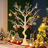 Sziqiqi White Artificial Tree for Tree Centerpiece