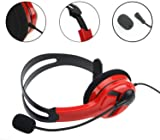 AmazonBasics Chat Headset for PlayStation 4