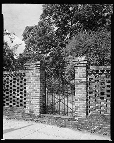 Photo: Burgwin-Wright House,Wilmington,New Hanover County,North Carolina,NC,Johnston,10