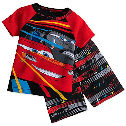 Disney Cars 3 PJ PALS Short Set for Boys
