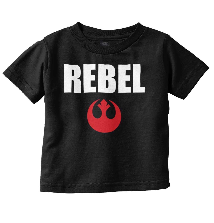 Rebel Star Force Nerd Sci-Fi Retro Gift Tee Toddler Infant T