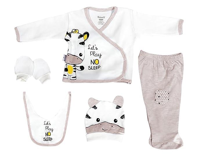 Amazon.com: HappyLittleBabies Zebra Baby Boy Clothes Gifts, Basic ...