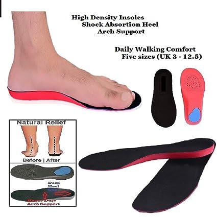 Longitud completa plantillas, plantilla, pies planos, Arco, Rodilla, cadera juanetes y