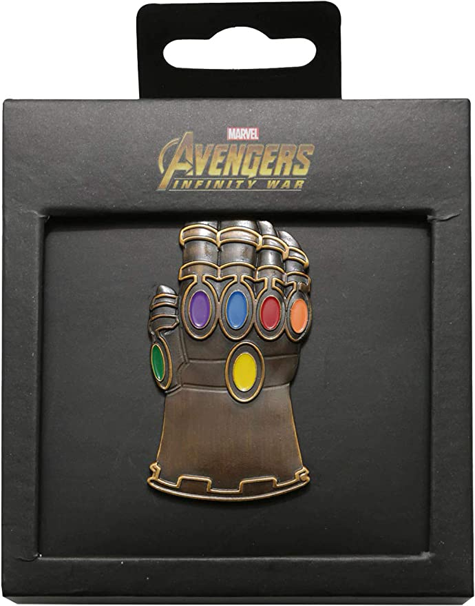 Amazon.com: Marvel Avengers Infinity War Infinity Gauntlet ...