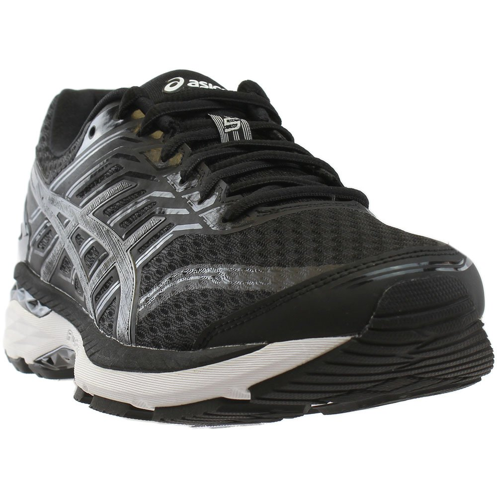 ASICS Women's Gt-2000 5 Running Shoe B077XQ9QQK 9 B(M) US|Black/Onyx/White