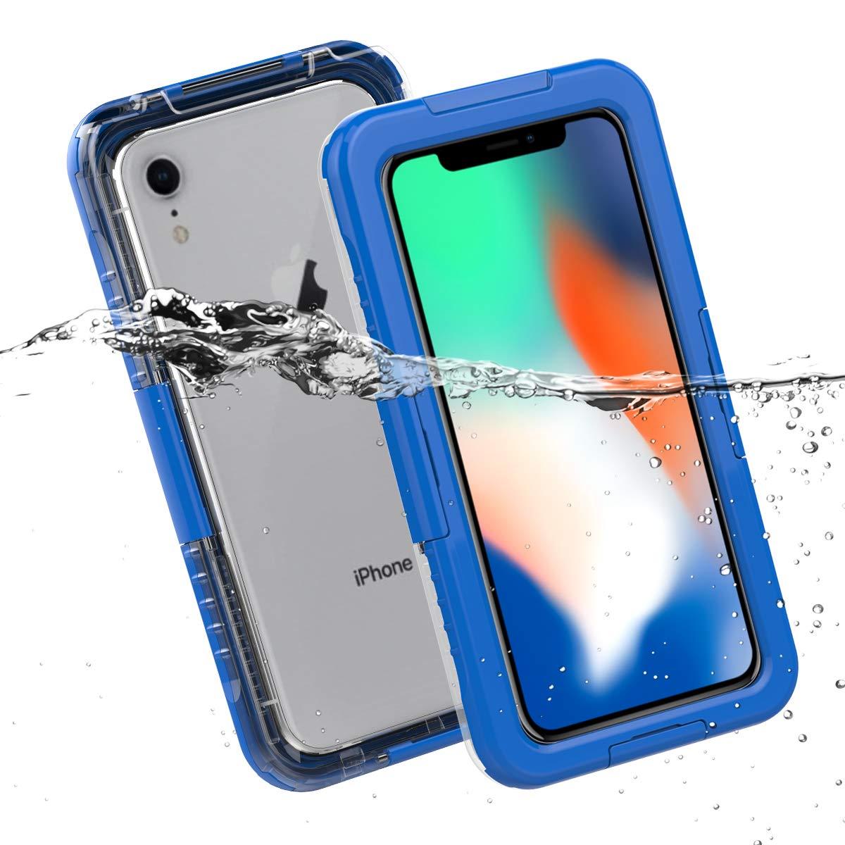 Custodia Cellulare Impermeabile Cover Morbida In TPU IPhone XR