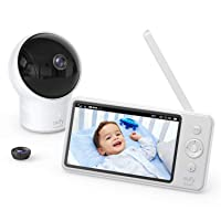 Eufy Security SpaceView Baby Monitor 5-Inch