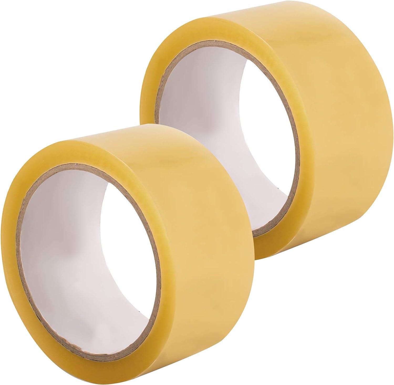 Klebeband Leise Kleberolle Band Packband 48mm x 66m Paketklebeband 1m=0,02€