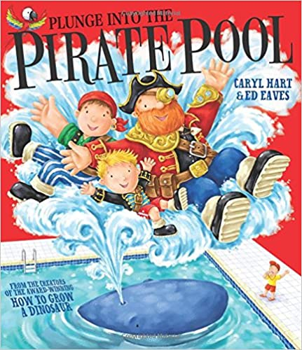 Book Plunge into the Pirate Pool
