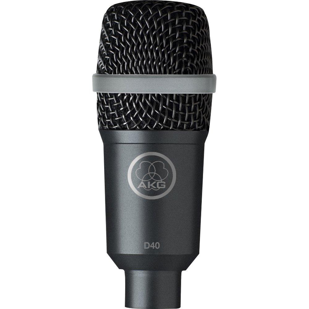 Microfono AKG D40 Dynamic Instrument ...
