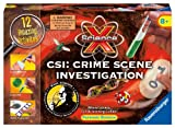 Ravensburger Science X CSI Crime Scene Investigation Activity Kit