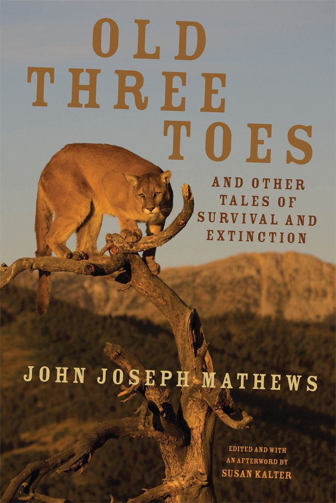 Read Online Old Three Toes and Other Tales of Survival and Extinction (American Indian Literature and Critical Studies Series) ebook