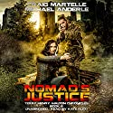 Nomad's Justice: A Kurtherian Gambit Series - Terry Henry Walton Chronicles, Book 6 Audiobook by Craig Martelle, Michael Anderle Narrated by Kate Rudd
