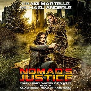 Nomad's Justice Audiobook