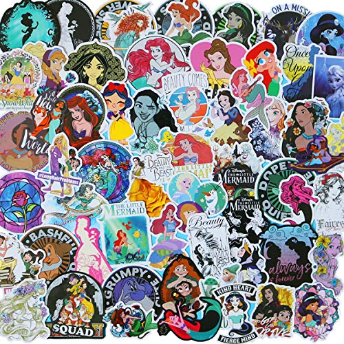 Holiday Princess Belle - Meet Holiday Various Sweet Princess Sticker