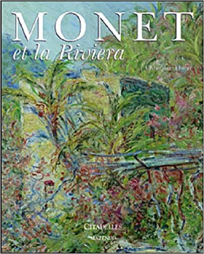 monet et la riviera french edition