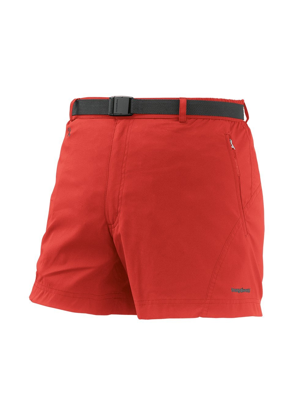 Trangoworld Isar Shorts, Kurze XXXL rot (volcan)