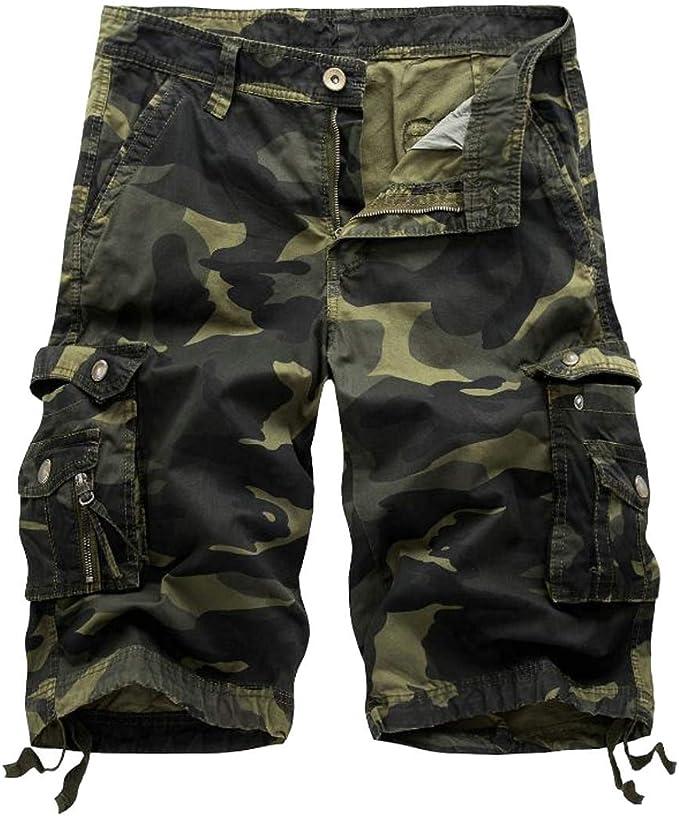 Cromoncent Women High Waist Hot Pants Loose Solid Shorts