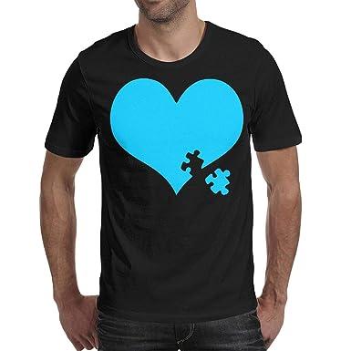 World Autism Awareness Day Novelty Toddler//Infant Crewneck Short Sleeve Shirt Tee