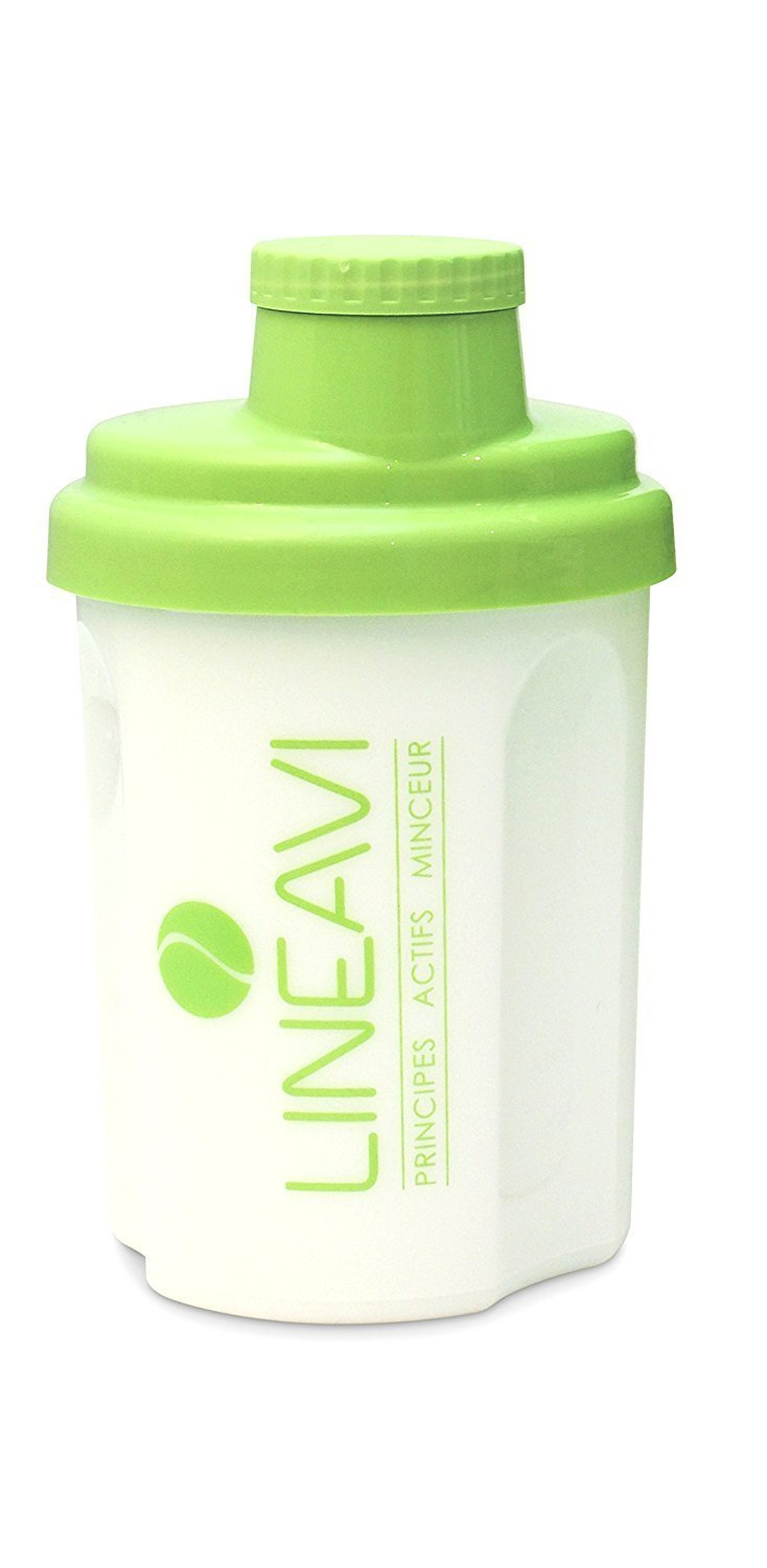 Lineavi Weight Loss Shakes - the Natural Meal Replacement Shakes for Your Diet Plan with Shaker, 17.6 Ounce - Gluten-Free and Lactose-Free | 1 Pack by Lineavi (Image #4)