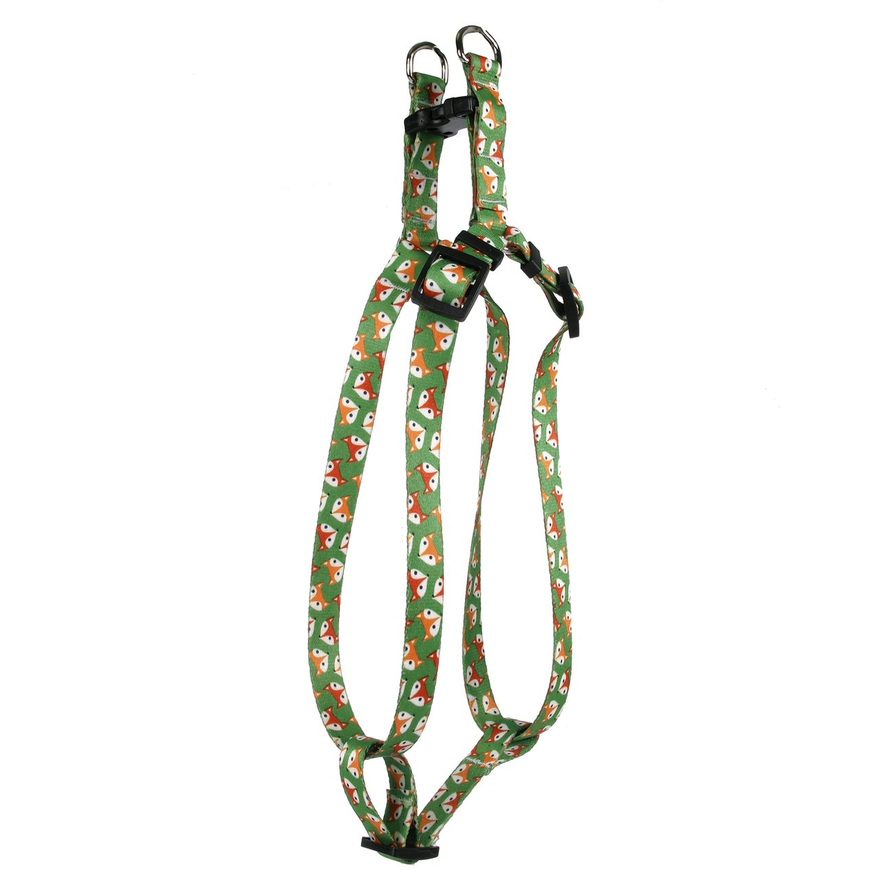 Yellow Dog Design Foxy Step-In Dog Harness 3/8'' Wide And Fits Chest Circumference Of 4.5 To 9'', X-Small