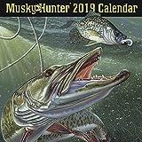 Musky Hunter 2019 Wall Calendar