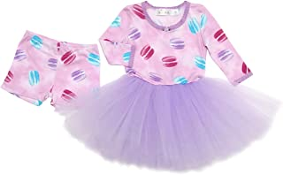 product image for Esme Girl's Tutu 3/4 Sleeve Dress XS S M 2 4 6 Collection