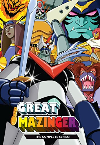 Great Mazinger Complete Series