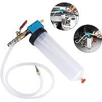 Manfore Auto BremsflüSsigkeit / öLabsaugpumpe / ÖLablassgeräT Bremsenentlüfter Ölpumpe Ölwechsel Werkzeug für Auto Motorrad